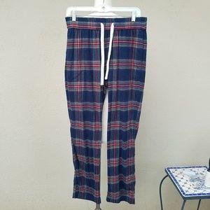 NWT A&F flannel pajama pants